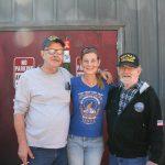 Don, Tanya, and Jack at Doc Holidays